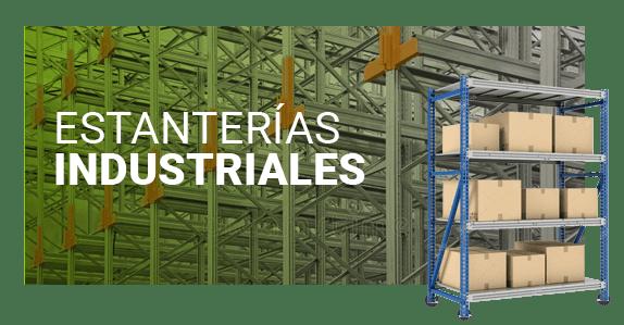 Estanterías de Ocasión estanterias industriales