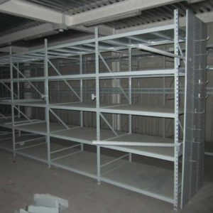 Estantería metálica para talleres metálica