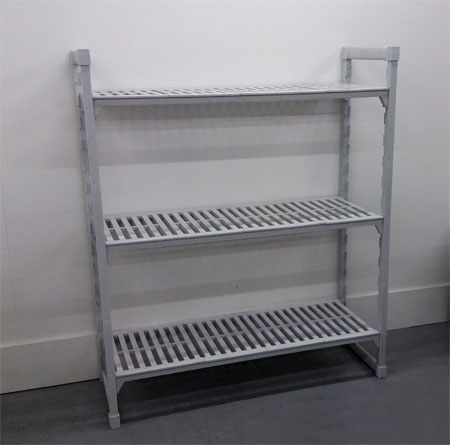 Estantería cámara frigorífica estantería para hostelería